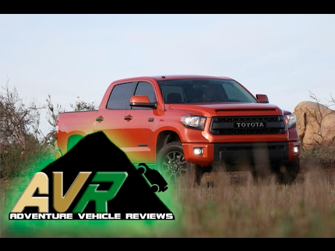 Toyota Tundra TRD PRO Review - Part 1