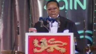 TV Malawi Awards: Dr Bingu wa Mutharika