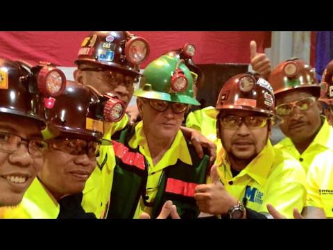 VLOG ARS001 Freeport Indonesia Mine Maintenance