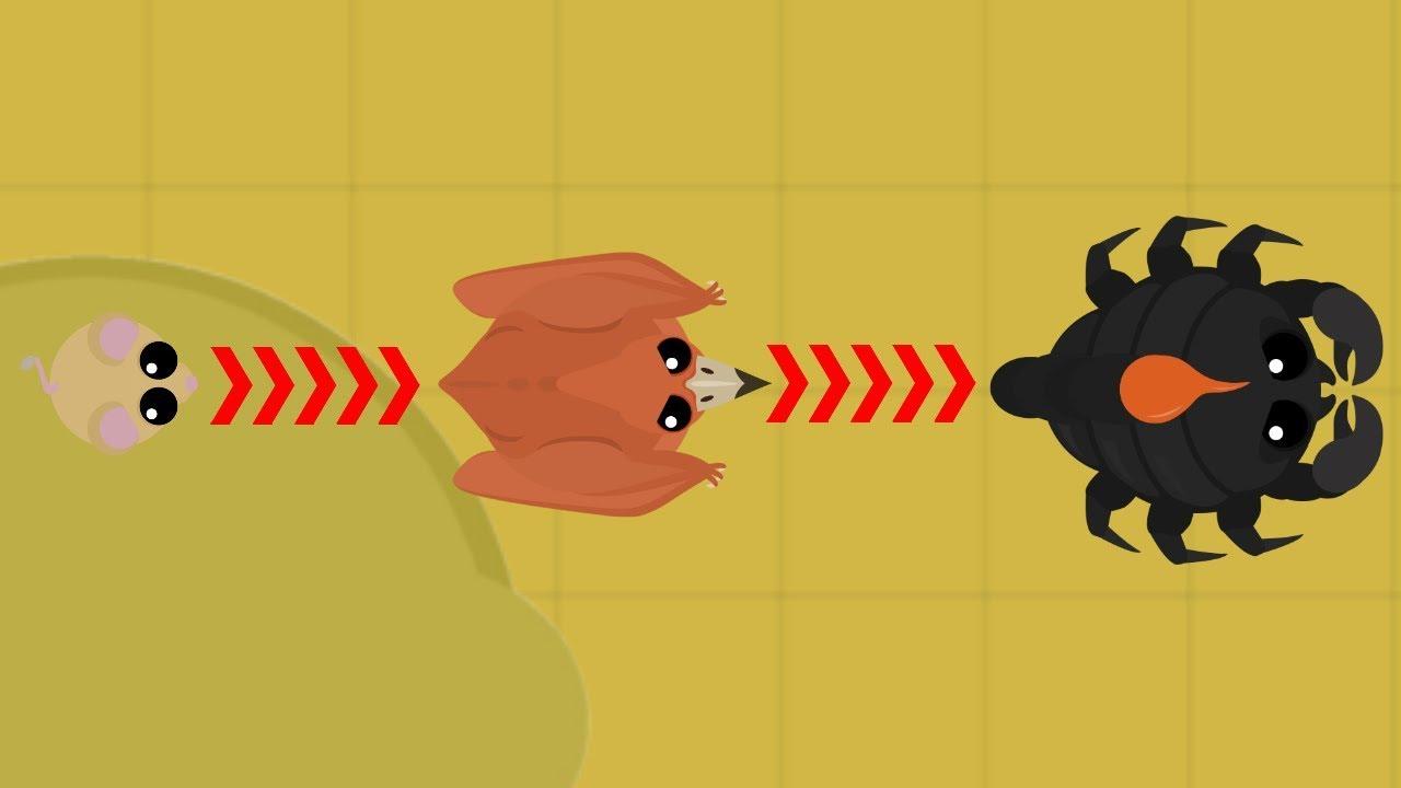 Download DESERT UPDATE GAMEPLAY!! // GIANT SCOPION VS GIANT SCOPION! // MOPE.IO