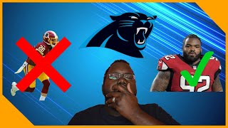 Carolina Panthers Voids Contract With Bashaud Breeland?!! Dontari Poe Signs Contract!!| LCameraTV