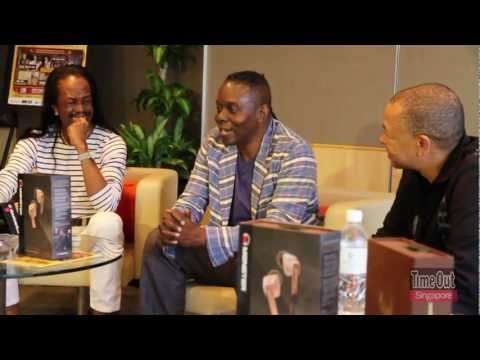 Earth, Wind & Fire interview for Timbre: Rock & Roots Festival Singapore 2012