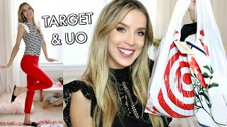 TARGET + URBAN OUTFITTERS HAUL & TRY-ON | AMAZING NEW BRANDS!