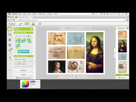 Como utilizar um editor de imagens online
