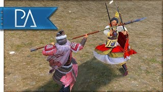 WHO IS THE BEST WARRIOR?! - Vanguard Duel Tournament - Total War: Three Kingdoms