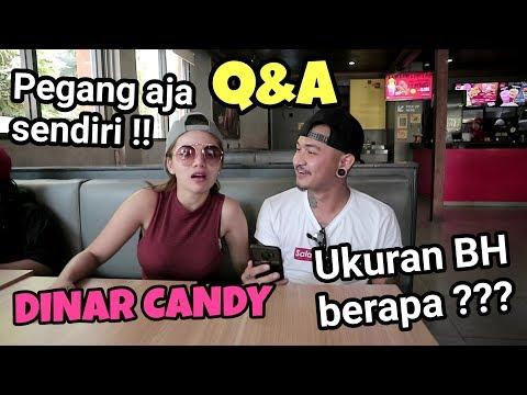 UKURAN BH BERAPA? Q&A DINAR CANDY Mp3