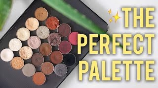 THE PERFECT ALL-IN-ONE EYESHADOW PALETTE  | Jamie Paige