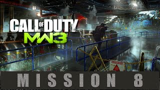 Call of Duty Modern Warfare 3 Mission 8 Return To Sender Gameplay Walkthrough [PC]