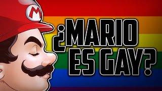 ¿ MARIO ES GAY ?