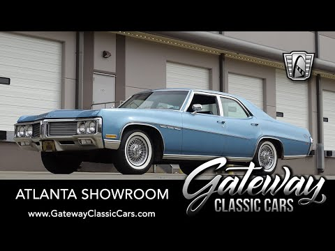 1970 Buick LeSabre For Sale Gateway Classic Cars Of Atlanta #1414
