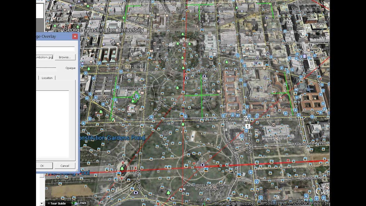 Records Of The Grand Historian ISIS In Washington DC And The Sa - Washington dc pyramid map
