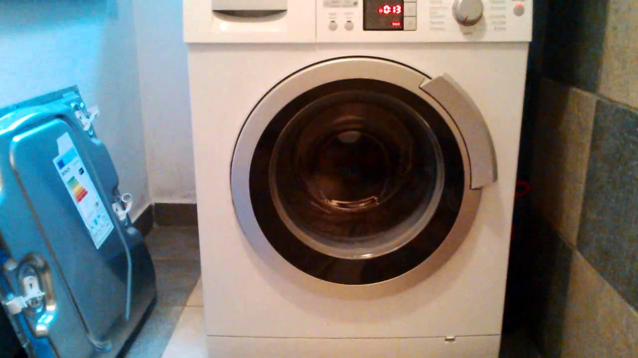 Bosch waschmaschine fehlercode