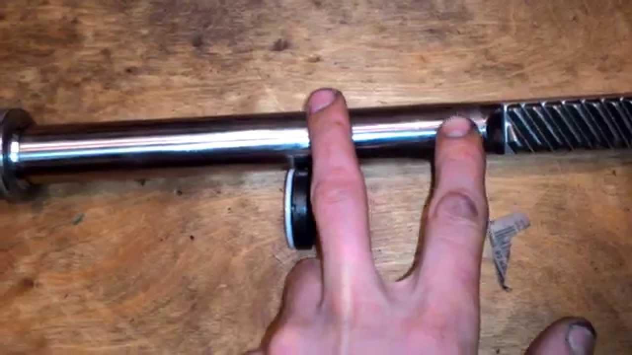 Ремонт рулевой рейки процесс
