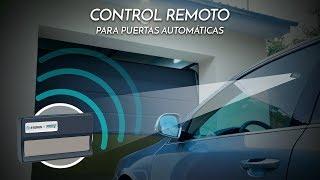 Control remoto para puertas automáticas / RM-950
