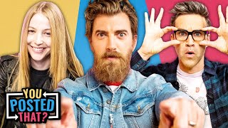 Good Mythical Morning | You Posted That?