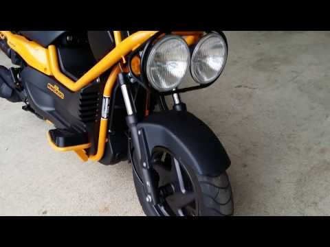 2005 Big Ruckus For Sale / Honda of Chattanooga TN - Used Scooters // PS250 Yellow 250cc