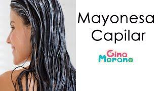 Mayonesa Capilar Casera DIY Mayonnaise Hair Mask Thumbnail