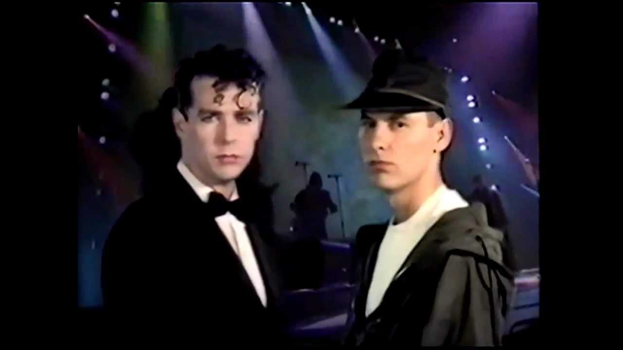 Pet Shop Boys Love Comes Quickly