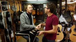 Jake and Amir: Guitar Shopping