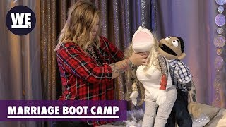 Teen Mom's Best Sex | Marriage Boot Camp: Reality Stars | WE tv