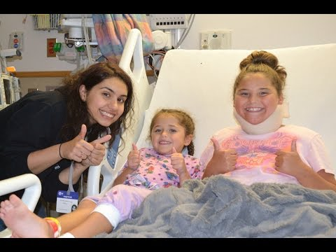 Alessia Cara Sings At Patient's Bedside During Seacrest Studios Visit