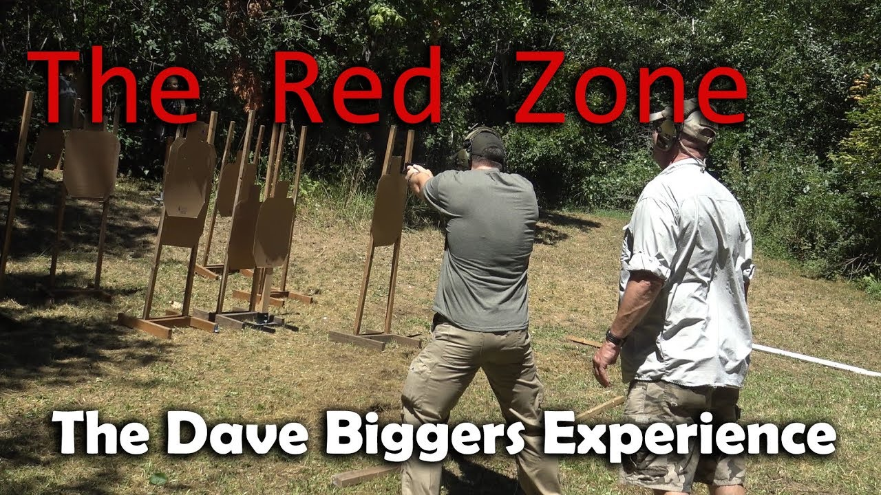 The Red Zone - The Dave Biggers Experience