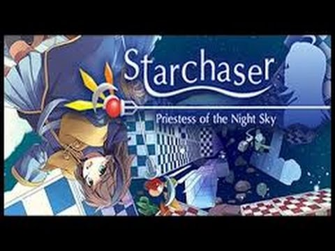Starchaser: Priestess of the Night Sky Review & Gameplay (Games You've Never Heard Of)
