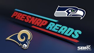 Rams vs Seahawks Picks, Odds & Predictions | Easy Money Fading Seattle?