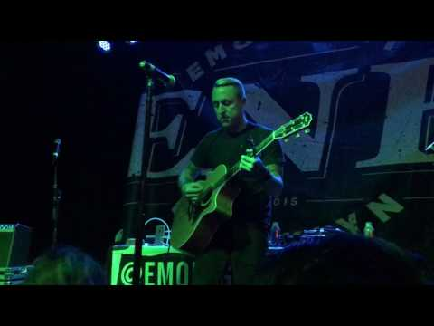 Yellowcard Frontman, Ryan Key's tribute to Chester Bennington. Shadow Of The Day cover