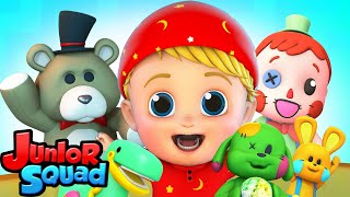 When Toys Come To Life | Nursery Rhymes and Kids Songs For Children