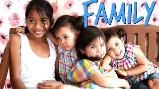 First Time Meeting Their Cousins! - January 11, 2017 -  ItsJudysLife Vlogs