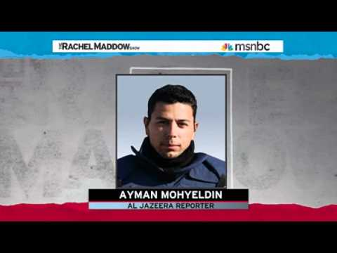 Egyptian Military Now Torturing Protesters & Journalists (Feb 7, 2011 - MSNBC)