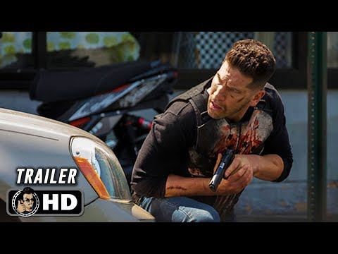 MARVEL'S THE PUNISHER Season 2 Official Trailer (HD) Jon Bernthal Series