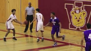 High School Basketball: St. Anthony vs. Long Beach Wilson