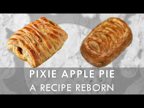 Pixie Apple Pie | Cooking Final Fantasy XIV Food