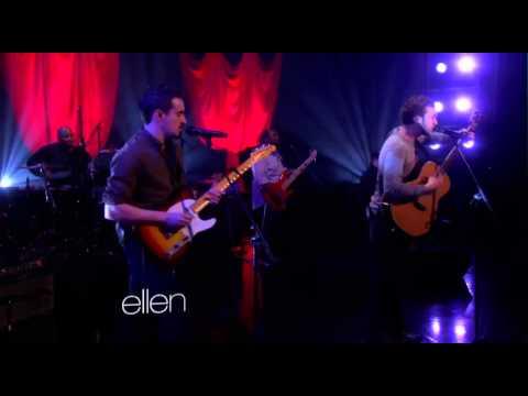 Phillip Phillips 'Gone Gone Gone' at Ellen Show