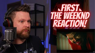 Reaction to The Weeknd  Blinding Lights  Metal Guy Reacts