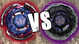 Big Bang Pegasis F:D VS Diablo Nemesis X:D - DrigerGT Friday Beyblade Battle Show