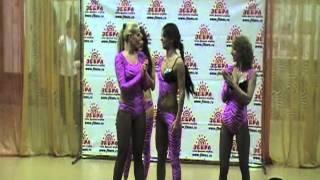 strip dance, fitnes zebra