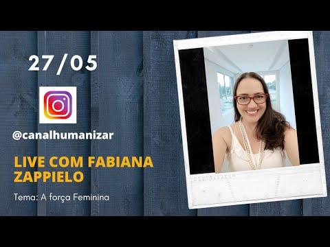 Live com a Fabiana
