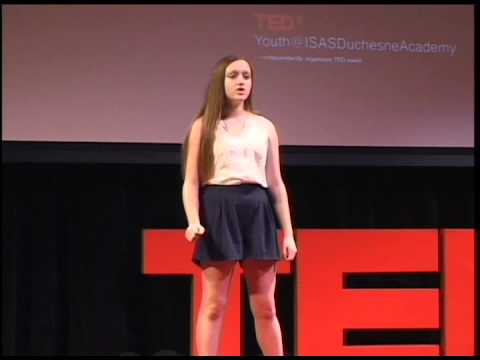Differentiated Learning: Ilana Vines at TEDxYouth@ISASDuchesneAcademy