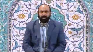 مناجاة فارسي حسينية الإمام الخميني 2017 الحاج حسن عبدي