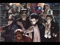 Classic Horror Movie Monsters