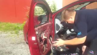 Установка Стеклоподъемников ГРАНАТ реечных Renault Logan New 2014