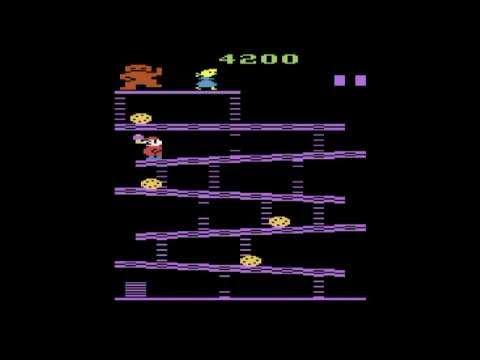Atari 2600 - 10 Classic Games