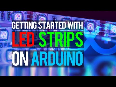 Ultimate Guide to Connecting LED Light Strips to Arduino