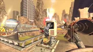 WALL-E (PS3) Welcome to Earth Speedrun