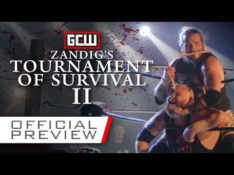 Zandig/GCW - Tournament of Survival 2 (Official Music Video)