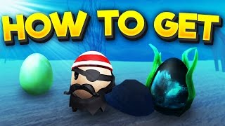 HOW TO GET THE ABYSSAL EGG, THE PIRATE EGG, THE EGGTOPUS ROBLOX EGG HUNT 2017