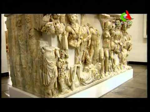 Algérie antique : le mystère du sarcophage de Bellorophon